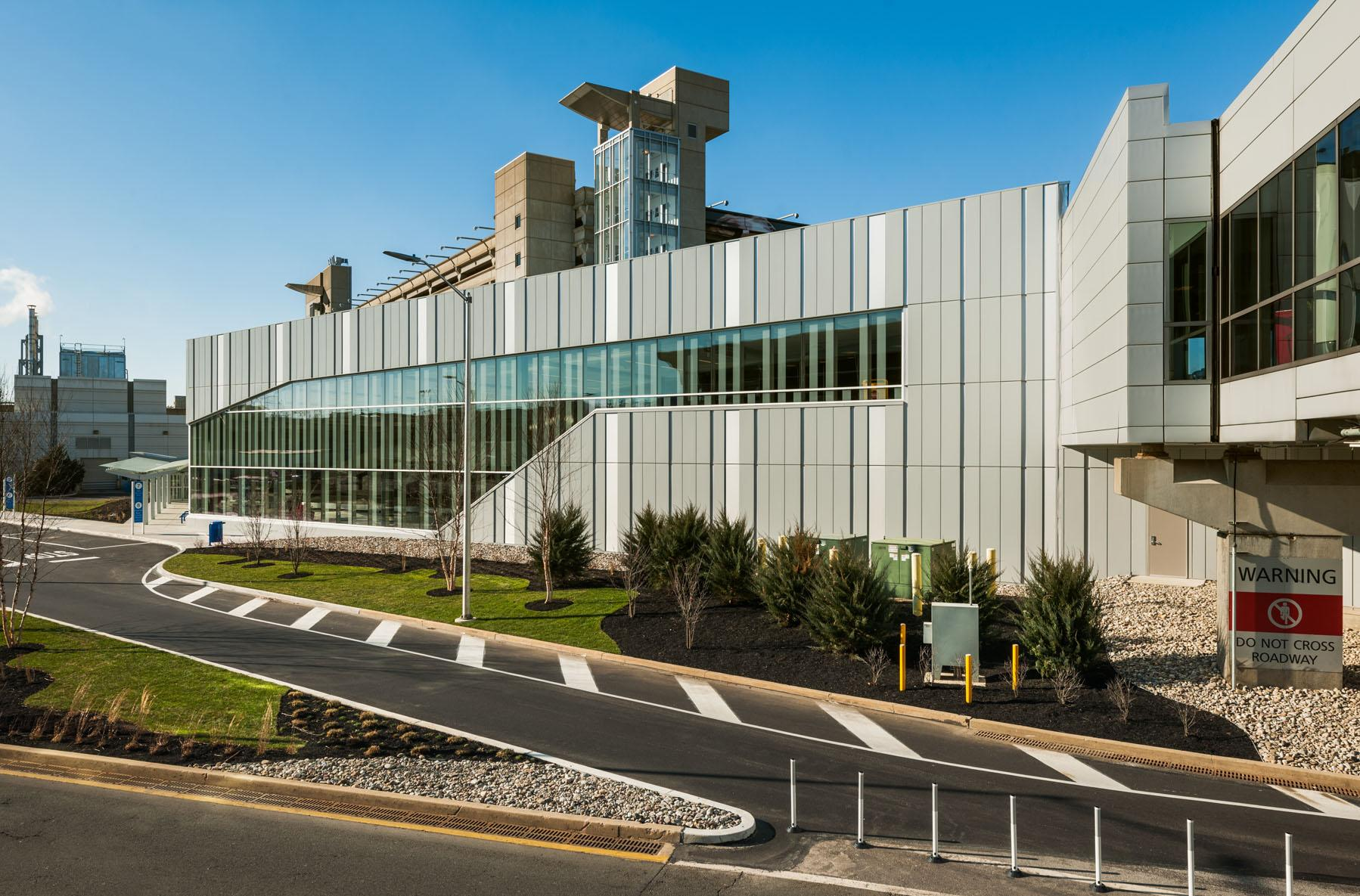 Skanska Completes American Airlines Terminal F Expansion at