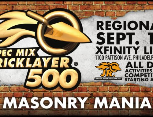 SPEC Mix Bricklayer 500 Masonry Mania