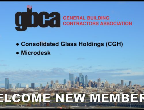 Welcome New GBCA Members!