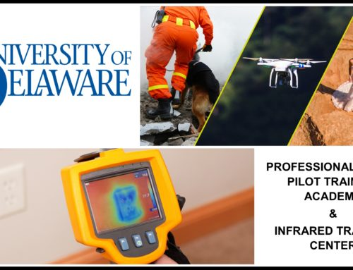 University of Delaware Drone and Thermography Courses