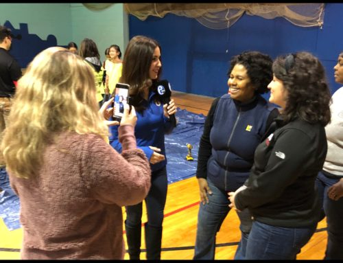 6abc Covers 2020 MLK Day of Service in Facebook Live Video