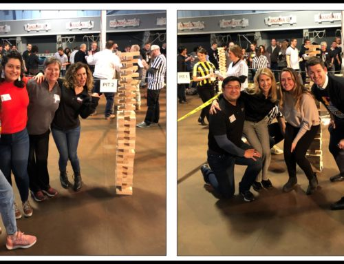 GBCA at ACE Mentor Program's 2020 Giant JENGA Tournament