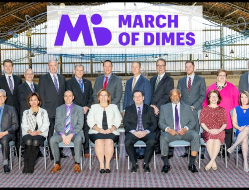 March of Dimes 2020 PHL Transportation Building Construction Luncheon