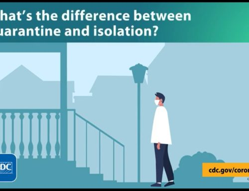 COVID-19 Quarantine Versus Isolation: What's the Difference and How Long Should They Be?