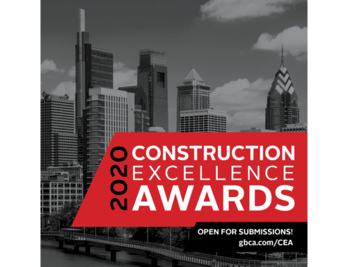 2020 Construction Excellence Awards: Submit Today!