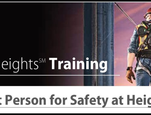 Competent Person for Safety at Heights Training