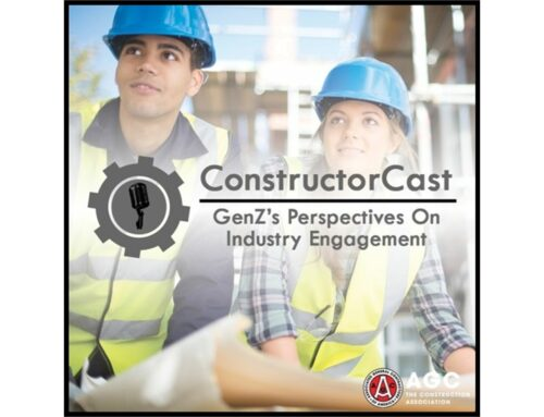 AGC ConstructorCast: GenZ's Perspectives on Industry Engagement