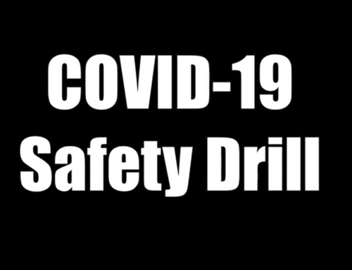 GBCA Holds COVID-19 Safety Drill