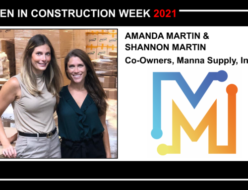 WIC Week Spotlight: Shannon Martin, Co-Owner, Manna Supply, Inc.