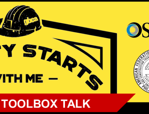 Fatal Facts Toolbox Talks